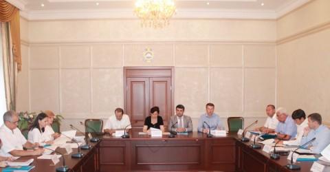 19 сентября прошло заседание координационного совета