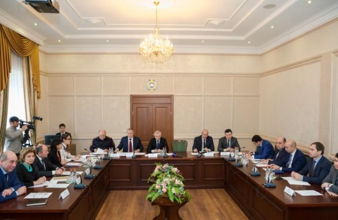 Председатель Правительства КЧР провел заседание Комиссии по мобилизации доходов в бюджет Карачаево-Черкесии