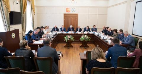 Члены Правительства Карачаево- Черкесии проинформировали о реализации региональных проектов