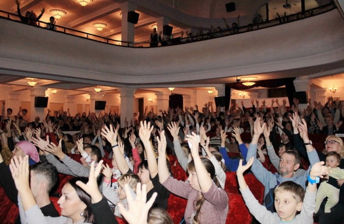 «Чудо обыкновенное» - Международный фестиваль в Ялте