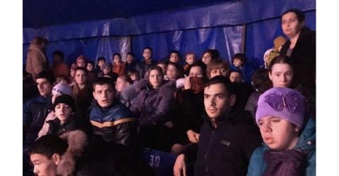 """Для воспитанников центра «Надежда» и """"Забота"""" организован поход в цирк"""