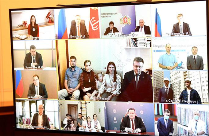 Доклад Министра труда и социальной защиты Антона Котякова на совещании о реализации мер поддержки экономики и социальной сферы