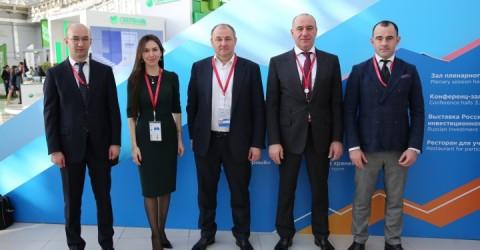 Глава Карачаево-Черкесии Рашид Темрезов возглавил делегацию из республики на Российском инвестиционном форуме-2018 в Сочи