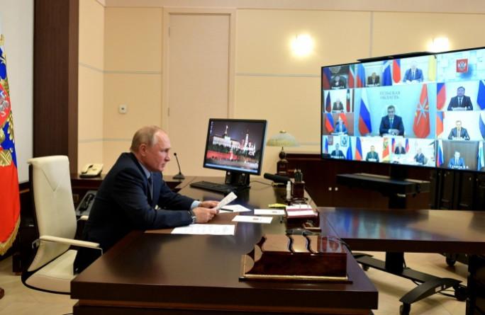 Глава Карачаево-Черкесии Рашид Темрезов заверил Президента РФ в выполнении поручений по развитию региона
