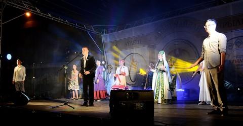 Международный фольклорный инклюзивный фестиваль в Крыму