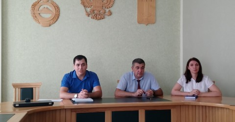 Министерством труда и социального развития КЧР были проведены выездные совещания