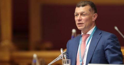 Министр Максим Топилин – о реализации национального проекта «Демография»