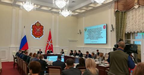 Министр Максим Топилин провел совещание по созданию системы долговременного ухода за пожилыми и инвалидами