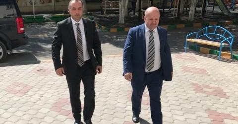 """Министр труда и социального развития КЧР посетил центр """"Надежда"""""""