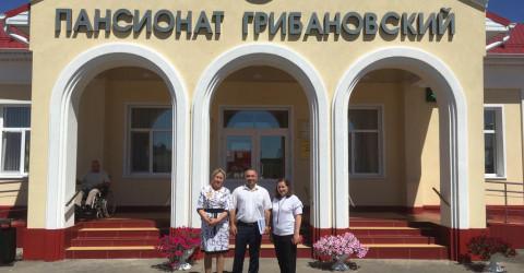 Опыт Воронежской области будет использован при строительстве республиканского психоневрологического интерната в Карачаево-Черкесии