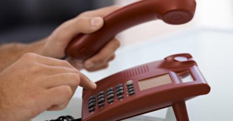 О создании телефона горячей линии для принятия обращений о нарушениях прав инвалидов