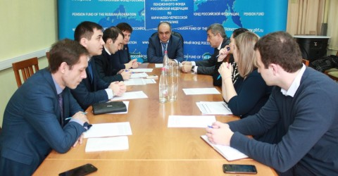 Очередное совещание межведомственной рабочей группы по внедрению ЕГИССО