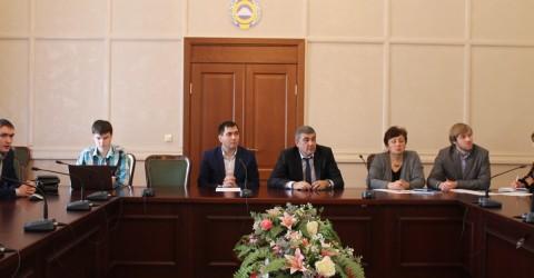 Очередное совещание по внедрению ЕГИССО в КЧР