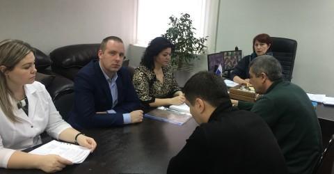 Отчетное совещание в РГБУ  «Дом-интернат общего типа для престарелых и инвалидов»