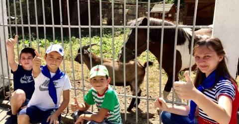 Отдых детей Карачаево - Черкесской Республики продолжается