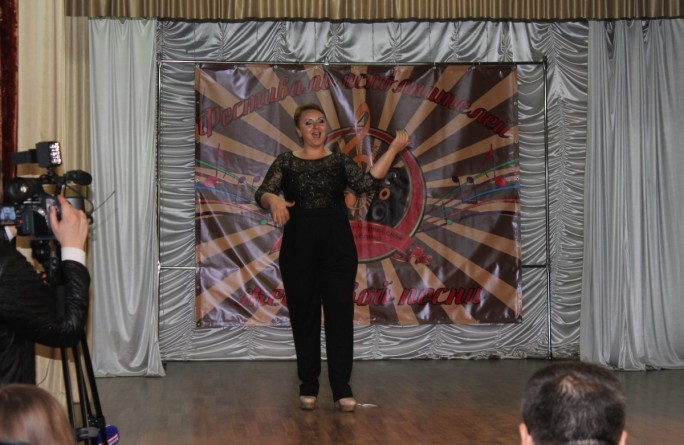 Фестиваль исполнителей жестовой песни – 2018