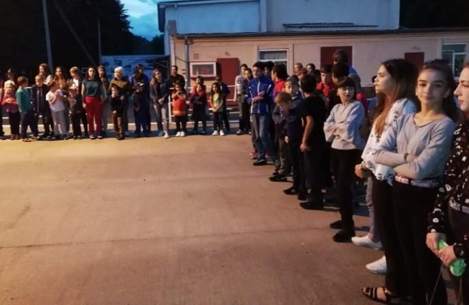 Летняя оздоровительная кампания детей Карачаево - Черкесской Республики в самом разгаре