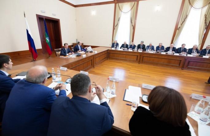Максим Топилин: Показатели роста рождаемости в Карачаево-Черкесии - лучшие среди регионов СКФО и одни из лучших по стране