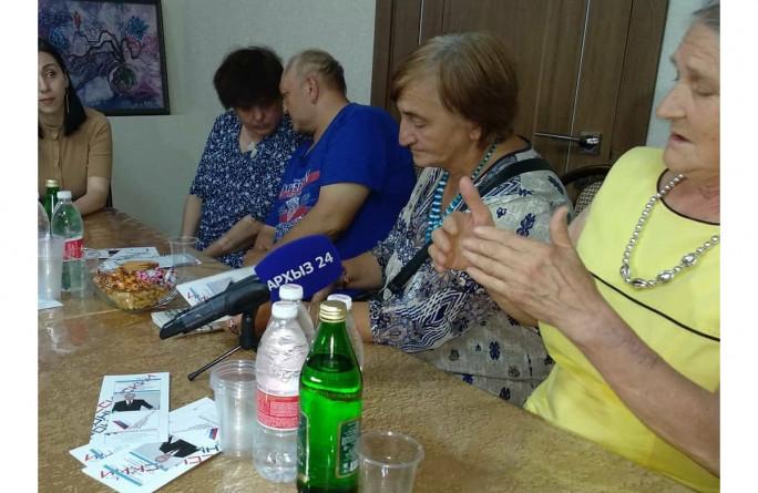 """Министерство труда и социального развития посетило """"Очаг Добра"""""""