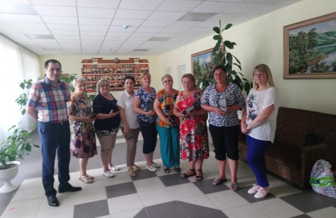 Мобильный офис социального работника теперь доступе в Усть-Джегутинском районе