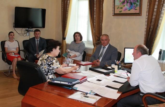 Очередное заседание рабочей группы Совета по делам ветеранов и инвалидов