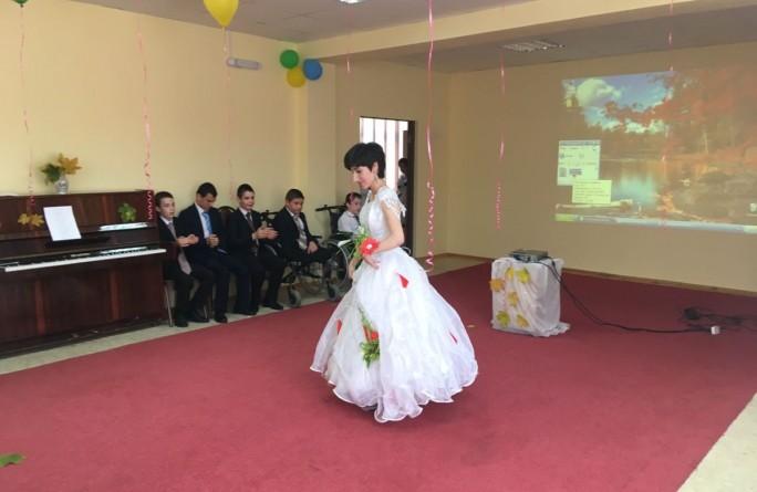 «Осенний бал» для воспитанников в РГКУ «РДДИ «Забота»