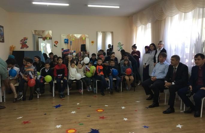 "Открытие аллеи ""Дружба"" в канун 25-летия КЧР"