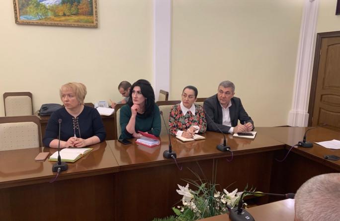 Прошло селекторное совещание с Минтрудом РФ