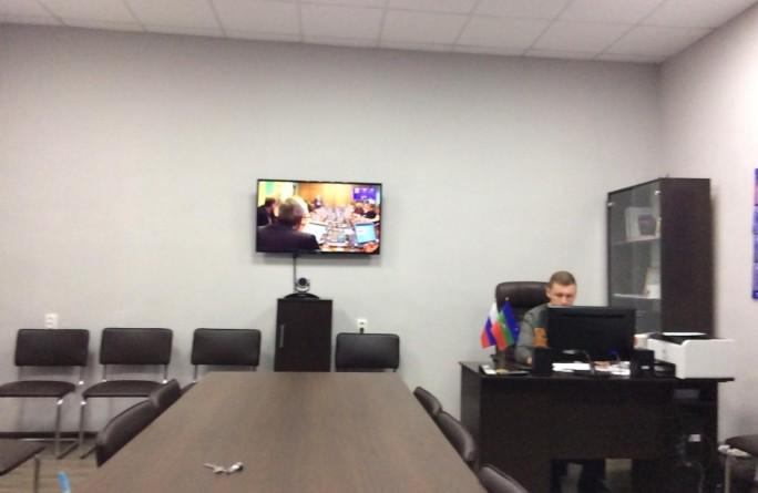 Прошло видеоселекторное совещание по вопросу реализации партийного проекта «Единой России»  «Локомотивы роста»
