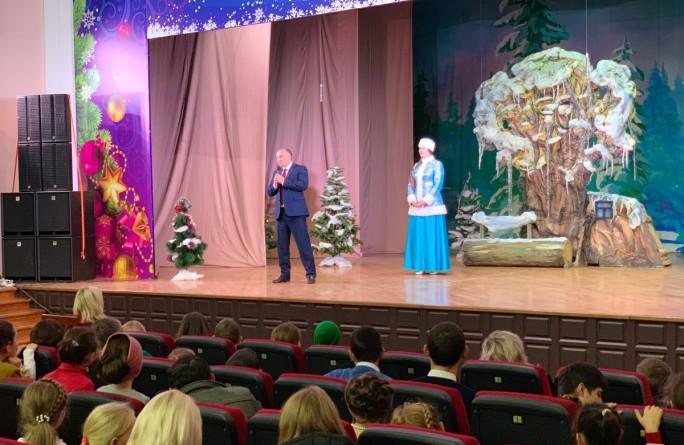Состоялась Елка Главы Карачаево-Черкесской Республики