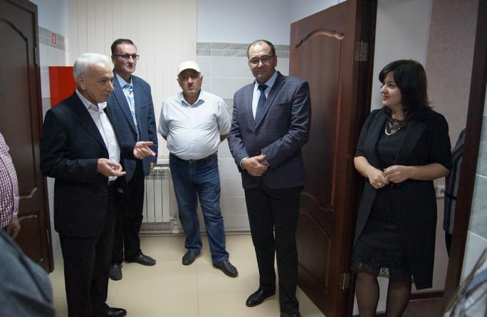 Специалисты Центра социального обслуживания посетили Республику Адыгея