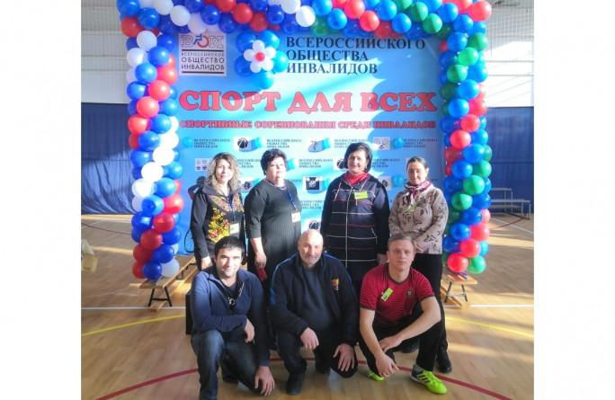 Спорт для всех – девиз III Республиканского Фестиваля спорта людей с ограниченными возможностями здоровья