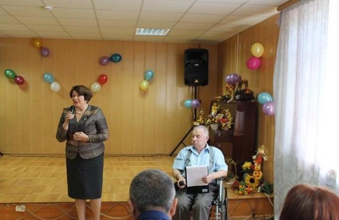 Торжественное  мероприятие, посвященное Международному дню пожилых людей