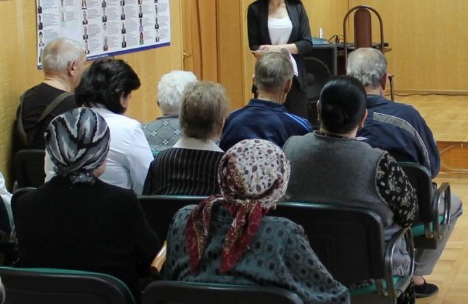 Прошел семинар практикум по проектному менеджменту в некоммерческом секторе