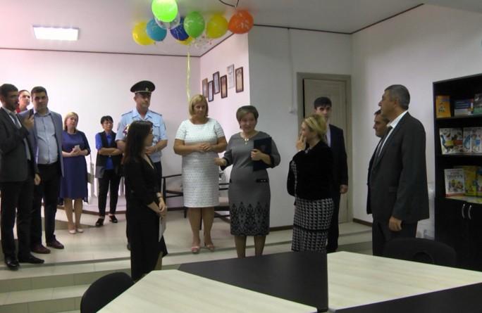 """В Карачаево-Черкесии открылся новый реабилитационный центр для детей с ограниченными возможностями здоровья """"Мой ангел"""""""