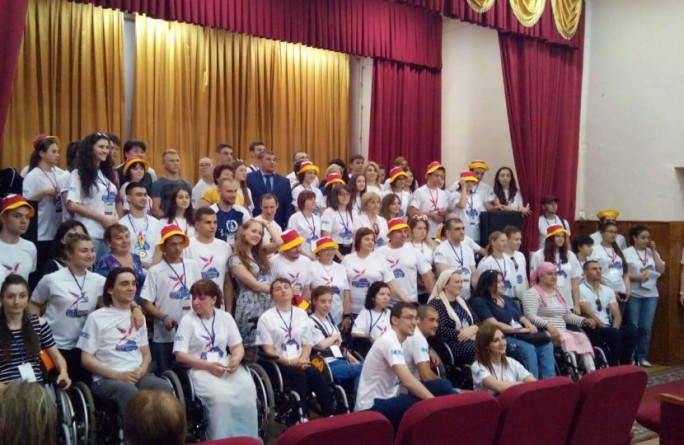 Всероссийский инклюзивный молодежный образовательный форум «Без границ-2019»