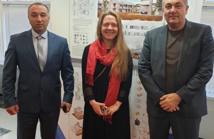 Выставка конкурсных концепт-проектов домов для проживания пожилых людей
