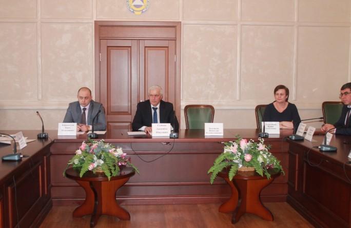 Заседание Межведомственной комиссии по легализации трудовых отношений