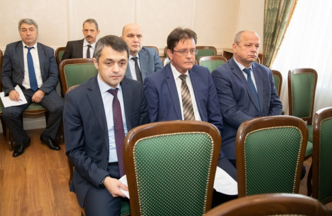 Заседание Правительства Карачаево-Черкесской Республики