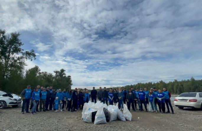 Порядка 23 тыс. жителей Карачаево-Черкесии приняли участие в масштабных экологических акциях, прошедших в минувшие выходные