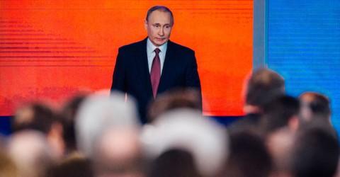 Послание Федеральному Собранию Президент РФ по реализации «Майских» Указов