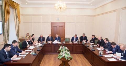Премьер-министр КЧР провел очередное заседание Правительства республики