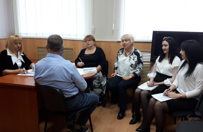 Прием граждан в Общественной приемной партии «Единая Россия»