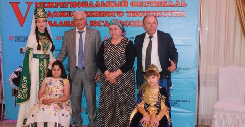 В г. Черкесске проходит 5 Межрегиональный фестиваль художественного творчества людей с ограниченными возможностями Юга России