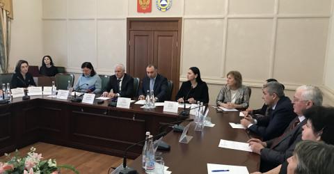 Сегодня состоялась коллегия Министерства труда и социального развития Карачаево-Черкесской Республики по итогам 2019 г