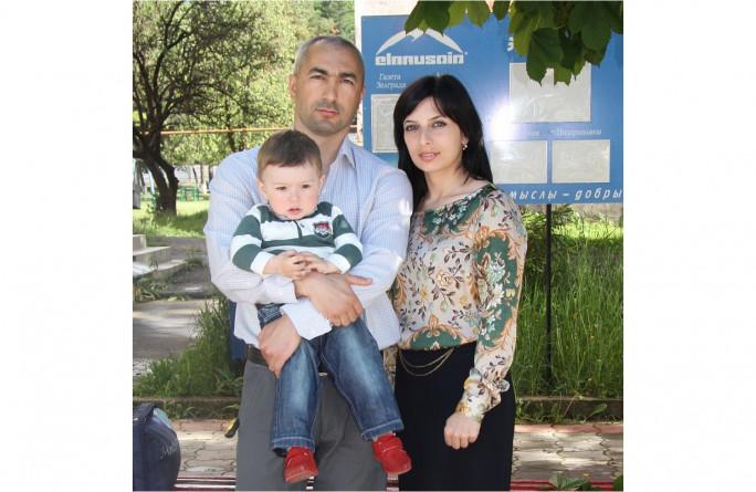 Семья Караевых из г.Карачаевска - победитель конкурса «Семья года 2020»