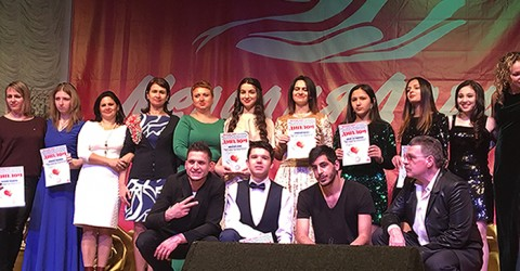 Слабослышащие артисты из Карачаево-Черкесии приняли участие в межрегиональном фестивале жестовой песни в г. Нальчике