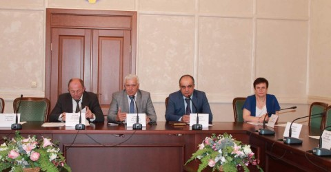 Состаялось очередное совещание по ЕГИССО
