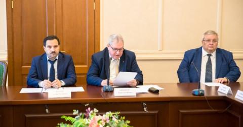 Состоялось заседание Совета по технической защите информации при Главе КЧР
