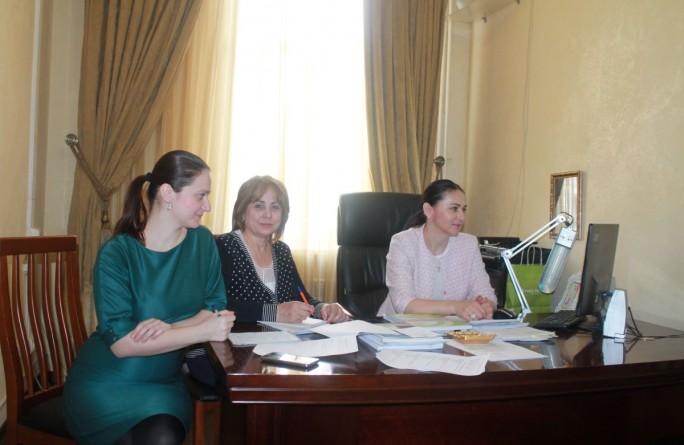 Сотрудники министерства приняли участие в вебинаре по организации отдыха детей
